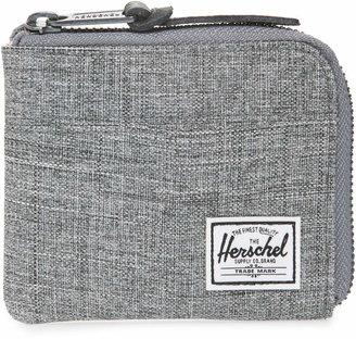 Herschel 'Johnny' Half Zip Wallet