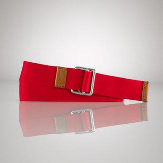 Polo Ralph Lauren Solid Class Belt