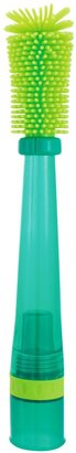 Sassy No-Scratch Bottle Brush - Green