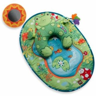 Tiny Love Tummy-Time Frog Pillow & Mat