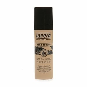 Lavera Natural Cosmetics Natural Liquid Foundation, Porcelain 01