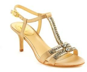 Vince Camuto SIGNATURE Alicia Leather Slingback Sandals