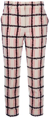 Chloé Checked trouser