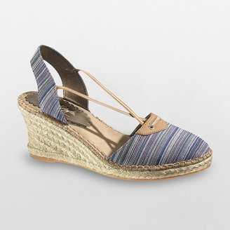 Hush Puppies Soft style by biscayne bay espadrilles - women