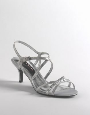 Nina Curran Strappy Leather Sandals