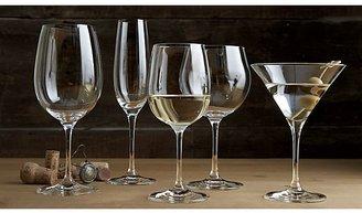 Crate & Barrel Viv 13 oz. White Wine Glass