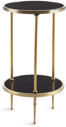 Horchow Global Views Galen Tiered Side Table
