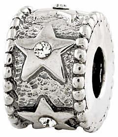 Prerogatives Sterling Swarovski Crystal Star Bead $40.50 thestylecure.com