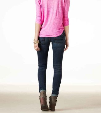 American Eagle Skinny Crop Jean