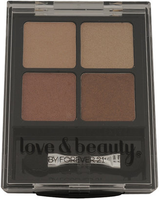 Forever 21 Love & Beauty Eyeshadow Quad