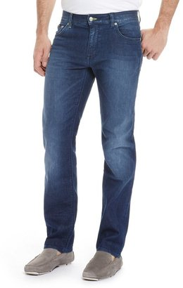HUGO BOSS 'Maine'   Regular Fit, Straight Leg Stretch Cotton Jean by BOSS