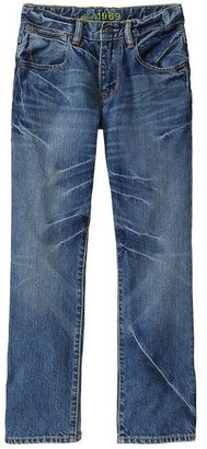 Gap 1969 Straight Jeans (Medium Wash)