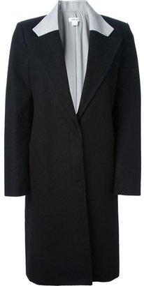 Helmut Lang 'Chance' knit coat