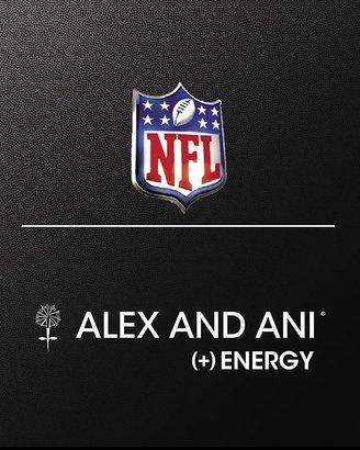 Alex and Ani San Francisco 49ers Football Expandable Wire Bangle