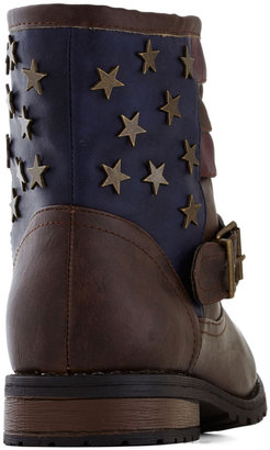 Star-spangled Strut Boot