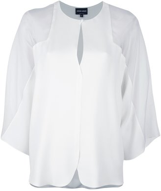 Giorgio Armani Long sleeve blouse