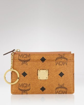 MCM Key Case - Heritage