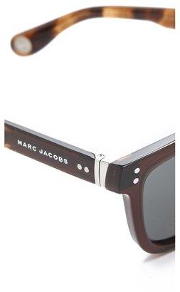 Marc Jacobs Square Sunglasses