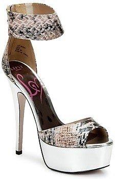 Lipsy KEISHA women's Sandals in Multicolour