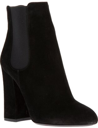 Dolce & Gabbana high heel chelsea boot