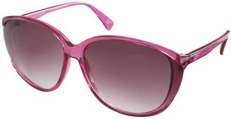 Diane von Furstenberg Oversized Cat-Eye