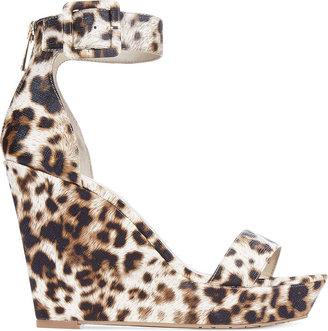 INC International Concepts Women's Sadye Platform Wedge Sandals