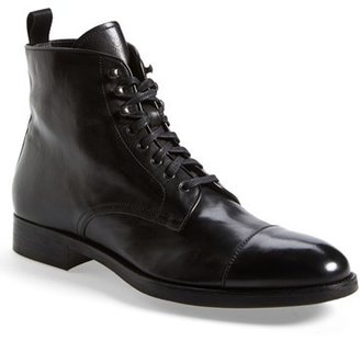 To Boot New York 'Stallworth' Cap Toe Boot (Men) $450 thestylecure.com