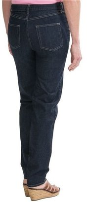 Natural Fit Jeans - Straight Leg (For Women)