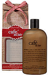 philosophy Cafè Au Lait Shower Gel