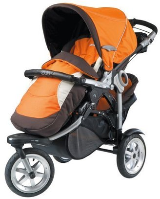 Peg Perego Gt3 for Two Performance Stroller, Tropical