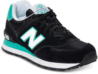 New Balance Women's 574 Sneakers from Finish Line