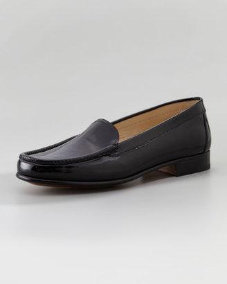Gravati Venetian Patent Leather Moccasin