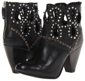 J. Renee Carmi (Black Leather) - Footwear