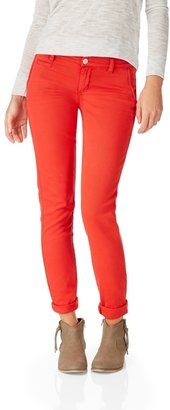 Aeropostale NEW! Colored Slim Twill Chinos