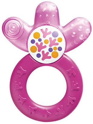 Mam Baby BPA Free Cooler Teether - Pink