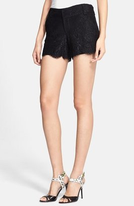Alice + Olivia Lace Shorts