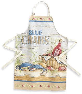 Bed Bath & Beyond Blue Crabs Apron