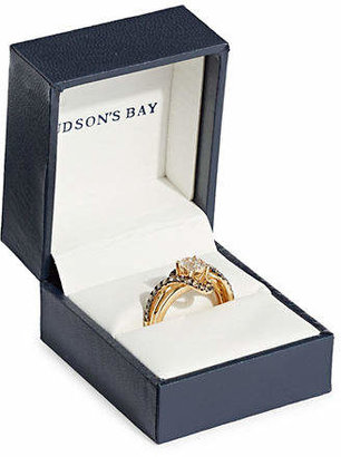 LeVian LE VIAN 0.31 TCW Vanilla Diamond and 14K Honey Gold Ring