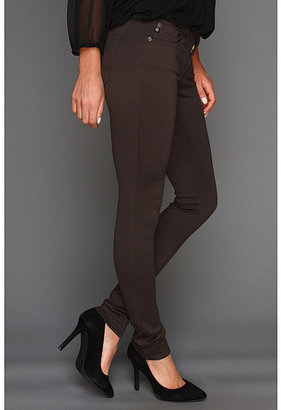 AG Adriano Goldschmied Super Skinny Fit Jegging in Aubergine