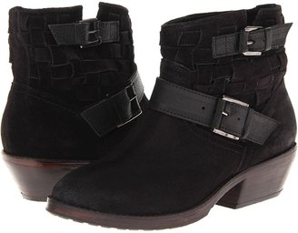 Me Too Adam Tucker - Sugar 14 (Black Split Suede) - Footwear