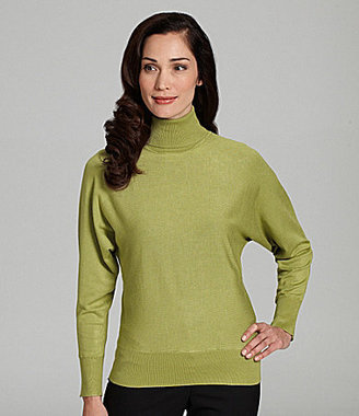 Investments Dolman-Sleeve Turtleneck Sweater