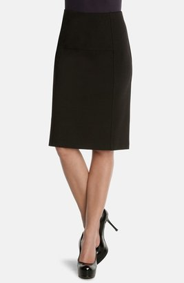 Women's Nic+Zoe 'New Flirt' Ponte Knit Skirt $118 thestylecure.com