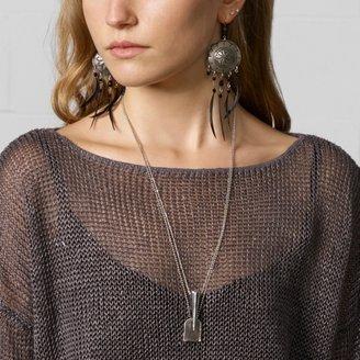 Denim & Supply Ralph Lauren Linen Crewneck Sweater