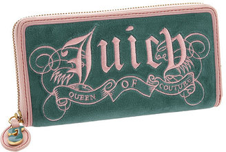Juicy Couture Classic Zip Clutch