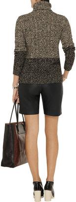 Alexander Wang Leather shorts