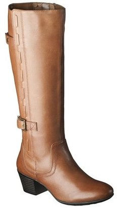 Merona Women's Janie Genuine Leather Tall Boot - Assorted Colors