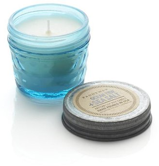 Crate & Barrel Ocean and Sea Scented Mini Candle