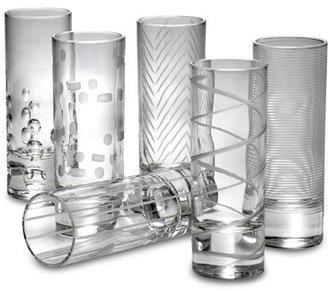 Mikasa Assorted Shot Glasses (Set of 6)