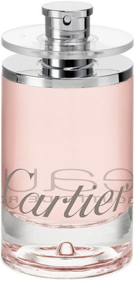 Cartier Eau de Goutte de Rose Eau de Toilette Spray, 3.3 oz