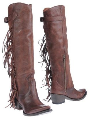 Ash High-heeled boots